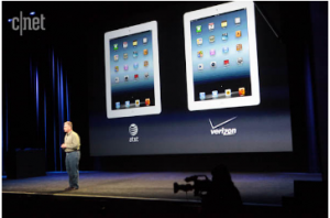 Meet Apple's new iPad, now with a Retina Display | ZDNet